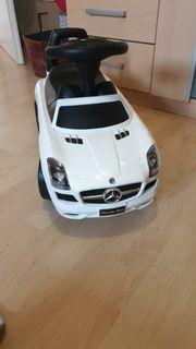Rutschauto Mercedes