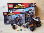 Lego Marvel Super Heroes 76050 -