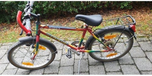 Fahrrad Kinderfahhrad