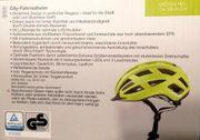 Fahrradhelm mit Rücklicht neu