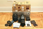 CONTAX 645 PROFFESIONAL KIT WITH