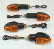 2 Paar Halogen Mini Blinker