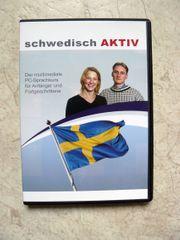 Schwedisch Aktiv -der multimediale PC-Sprachkurs