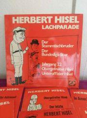 Herbert Hisel Schallplatten Sammlung