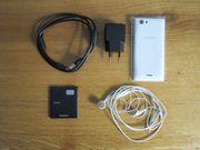 Sony Xperia J ST26i Akkudeckel
