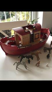 Playmobil Arche Noah mit Zubehör