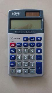 Taschenrechner - Solar 11 x 6