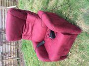 Sessel Relaxsessel Aufstehhilfe elektrisch verstellbar