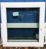 Fenster aus Kunststoff weiß