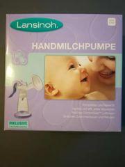 Handmilchpumpe von Lansinoh wenig gebraucht