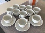 Thomas Trend weiß Kaffeetassen