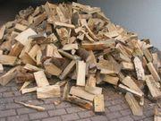 Brennholz trocken Buche Eiche ca