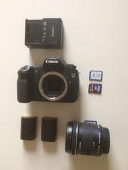 Canon EOS 60 D Einsteigerset