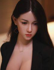 Süsse asiatische Liebespuppe 140cm NEU