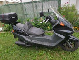 Roller Yamaha Majesty YP 250