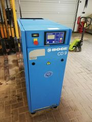 Schraubenkompressor BOGE CD9 neuwertig