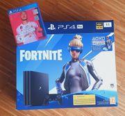 Sony PlayStation®4 Pro 1TB Fortnite