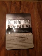 Band of Brothers 6 DVDs