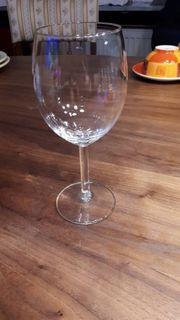 Verkaufe verschiedene Gläser gegen Gebot -