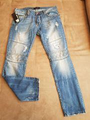 Phillip Plein Jeans neu Gr