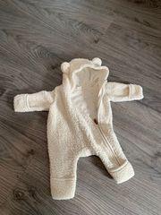 Baby Jumpsuit flauschig