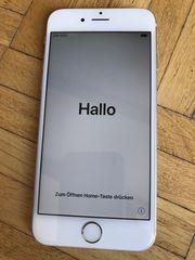 iPhone 6 128GB weiss wie