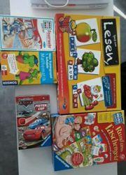 5 Spiele Kinder Lernspiele Gesellschaftsspiele