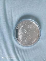 Somalia Elefanten 1kg Silbermünze Sammlermünze