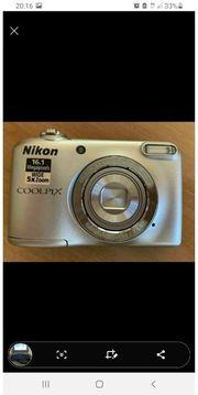 Nikon coolpix A10 WIDE