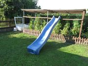 Kinderrutsche für den Garten