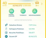 Pokémon Go Account