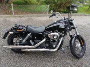 Harley Davidson FXDB Dyna Streetbob