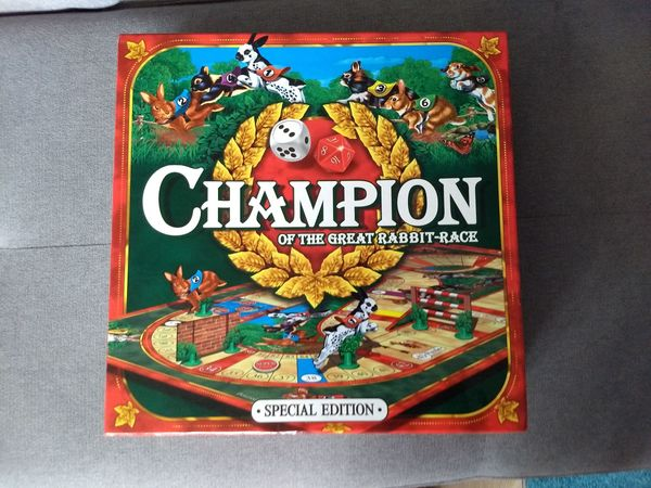 Vitakraft - Champion of the Rabbit-Race, Special Edition, Kaninchen