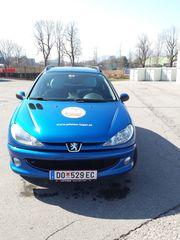 Peugeot Kombi 206