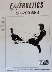 Rudergerät energetics st-700 skif