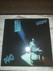 Falco Einzelhaft Schallplatte