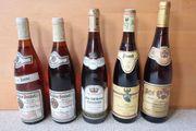 Verkaufe 5 Flaschen Wein 1975