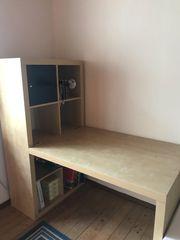 Jugendzimmer Büro Bett und Zubehör
