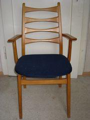 Schreibtisch Stuhl Vintage Retro gebraucht