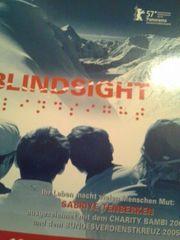 Berlinale 57 Orginal Flyer Blindsight