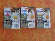 Epson Tintenpatronen Orginal 18 Gänseblümchen