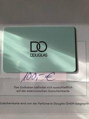 100 Douglas Geschenkkarte