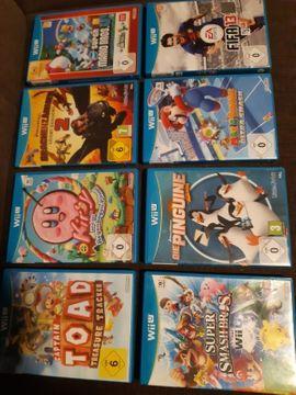 Nintendo, Gerät & Spiele - Wii U Spiele
