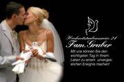 Hochzeitstauben PLZ 9 - Das Geschenk