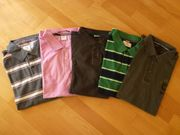 5 S Oliver Poloshirts