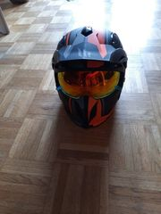 Combat Motorradhelm