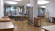 Großes Atelier Tagungsraum Ausstellungsraum