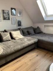 xxl Sofa Couch Garnitur