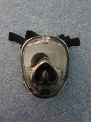 Vollgesichtsmaske fürs Geräte Tauchen