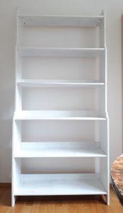 Bücherregal Holzregal IKEA Leksvik Regal